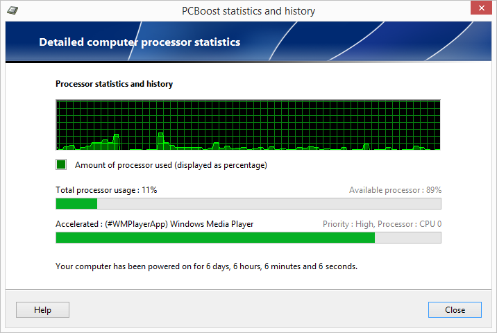 Pgware PCBoost Screenshot