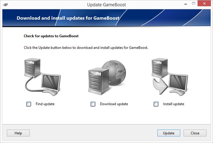 GameBoost screenshot